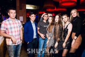 SHUSHAS Party 14