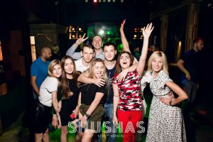 SHUSHAS Party 66