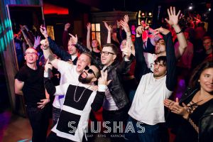 SHUSHAS Party 83